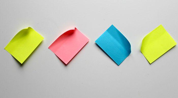 日案を効率よく仕上げるための4つの方法